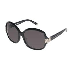Trussardi Plasstic Sunglasses 12826 BK 57 G image here