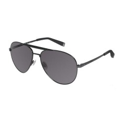 Trussardi, Metal Sunglasses 12904 BK 59 G, TR12904BK59  image here