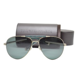 Trussardi Metal Sunglasses 12904 GD 59 G image here