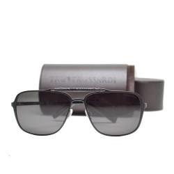 Trussardi Metal Sunglasses 12905 BK 60 G image here