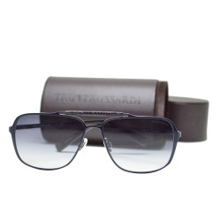 Trussardi Metal Sunglasses 12905 NV 60 G image here
