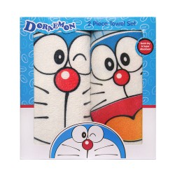 Doraemon 2 pc. Towel Set image here