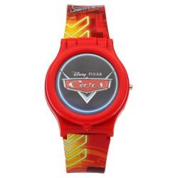 Disney Pixar Cars Boys Red Plastic Strap Mix & Match Watch CARJ15-18 image here