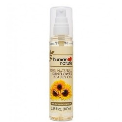 Sunflower Beauty Oil 100ml image here