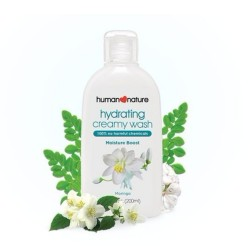 Human Nature,Hydrating Creamy Wash,HNPH022 image here