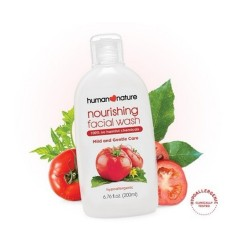 Human Nature,Nourishing Facial Wash 200ml,HNPH019 image here