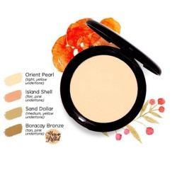 Mineral Pressed Powder 9g  image here