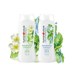 Human Nature,Moisturizing Shampoo Lush Vanilla 180 ml,HN-LushShampoo180 image here