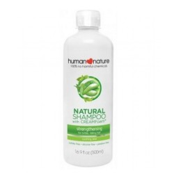 Human Nature,Strengthening Shampoo Soothing Aloe 400 ml,HNPH062 image here