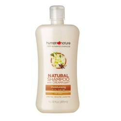 Human Nature,Moisturizing Shampoo Lush Vanilla 400 ml,HNPH070 image here