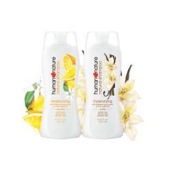 Human Nature,Moisturizing Shampoo Mandarin Fresh 180 ml,HN-MandarinShampoo180 image here