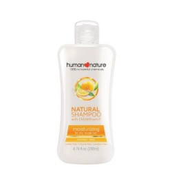 Human Nature,Moisturizing Shampoo Mandarin Fresh 50ml,HNPH073 image here