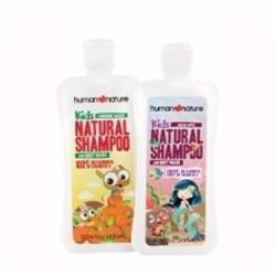 Human Nature,Kids Natural Shampoo & Body Wash 50 ml,FGKID0030 image here