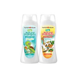 Human Nature,Human Nature Kids Shampoo & Body Wash  TANGERINE 180ml,FGKID0031 image here