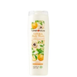 Natural Body Wash Vanilla Peach image here
