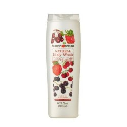 Human Nature,Natural Body Wash Gentle Berry,HNPH105 image here