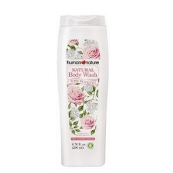 Human Nature,Natural Body Wash Rose Bouquet,HNPH107 image here