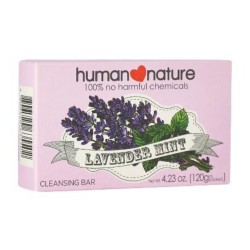 Scented Cleansing Bar Lavender Mint image here
