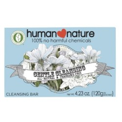 Human Nature,Gentle Cleansing Bar,HNPH111 image here