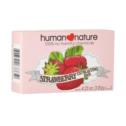 Human Nature,Natural Exfoliating Bar Strawberry,HNPH112 image here