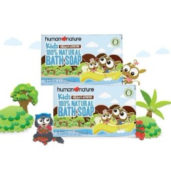 Human Nature Kids Bath Soap 120g,FGKID0090 image here
