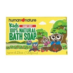 Human Nature Kids Bath Soap 120g,FGKID0095 image here