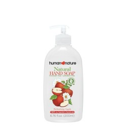 Human Nature,Natural Hand Soap Refresing Apple,HNPH137 image here