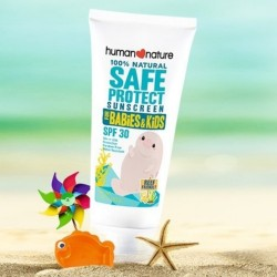 Human Nature,SafeProtect SPF30 Sunscreen for Babies & Kids,HNPH148 image here