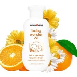 Human Nature,Tangerine Dream Baby Wonder Oil,HN-TangerineOil image here