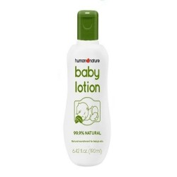 Human Nature,Powder Scent Baby Lotion 190mL,HN-PowderLotion190 image here