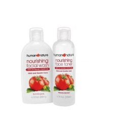 Human Nature,Nourishing Face Bundle,HN-NourishingDuo image here