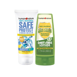 Human Nature,SafeProtect Kids with Bug Shield Lotion,HN-SafeProtectKidsBugLotion image here