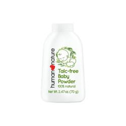 Human Nature,Human Nature Talc-Free Baby Powder 70g,FGBAB0120 image here