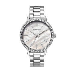 Armitron  Women Silver Metal Strap Analog Watch 75/5500TMSV image here