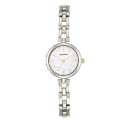 Armitron  Women Two-tone Metal Strap Analog Watch 75/5496MPTT image here