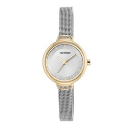 Armitron  Women Silver Mesh Strap Analog Watch 75/5476SVTT image here