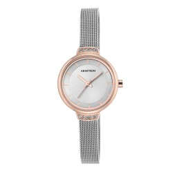 Armitron  Women Silver Mesh Strap Analog Watch 75/5476SVTR image here