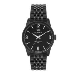 Armitron  Men Black Stainless Steel Strap Analog Watch 20/5231BKTI image here
