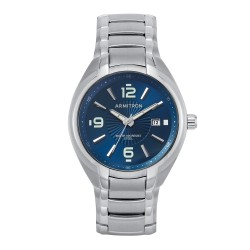 Armitron  Men Silver Stainless Steel Strap Analog Watch 20/5212NVSV image here