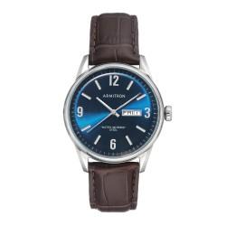 Armitron  Men Brown Genuine Leather Strap Analog Watch 20/5048NVSVBN image here