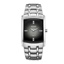 Armitron  Men Silver Stainless Steel Strap Analog Watch 20/4507DGSV image here
