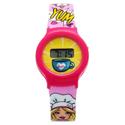 Barbie Girls Plastic Strap Digital Watch BBRJ6-18  image here