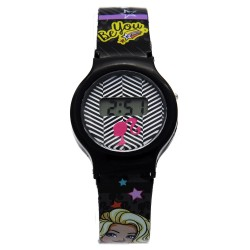 Barbie Girls Plastic Strap Digital Watch BBRJ6B-18 image here
