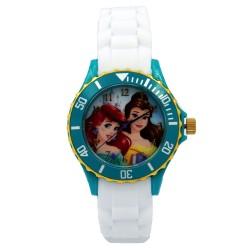 Disney Princess  White  Silicone Strap Analog Watch DISNEY-PRINCESS-103C image here