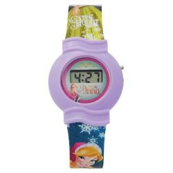 Disney Frozen Plastic Strap Digital Watch FRRJ6C-17 image here