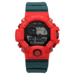 MAXXE Boys Rubber Strap Analog Digital Watch MXMR-208L-1A  image here