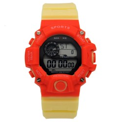 MAXXE Girls Rubber Strap Digital Watch MXMR-208L-4A image here