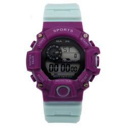 MAXXE Girls Rubber Strap Digital Watch MXMR-208L-5A image here