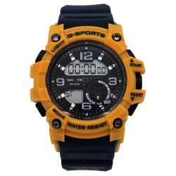 MAXXE Boys Rubber Strap Digital Watch MXMR-209L-1A image here