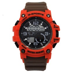 MAXXE Boys Rubber Strap Digital Watch MXMR-209L-A  image here